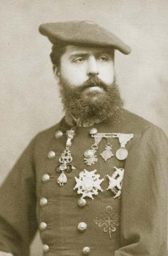 Don Carlos, Duque de Madrid.